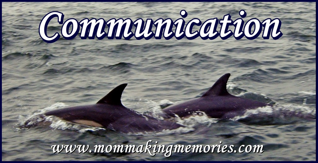 Communication and funny stories about miscommunication. www.mommakingmemories.com
