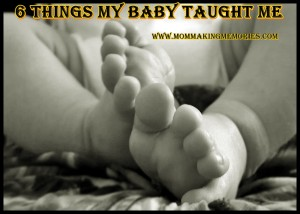6 things my baby taught me facebook1