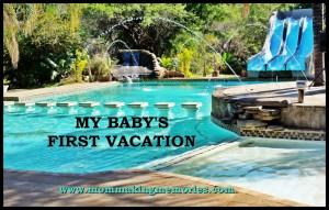 BABY'S FIRST VACATION FACEBOOK