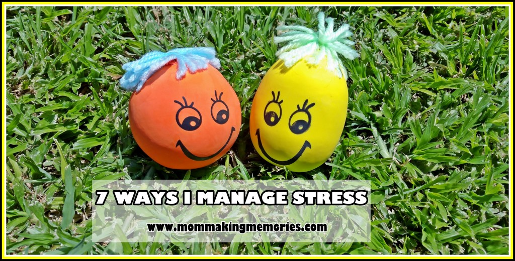 7 ways i manage stress