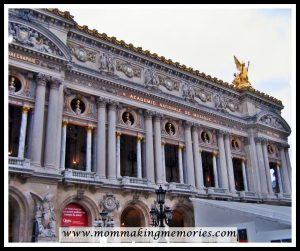 Opera house. Paris