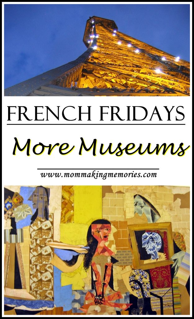 Join me as I explore some more museums in Paris... Picasso, Carnavalet, Cognacq Jay and Place des Vosges - www.mommakingmemories.com
